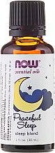 """Духи, Парфюмерия, косметика Эфирное масло """"Спокойный сон"""" - Now Foods Essential Oils Peaceful Sleep Oil Blend"""
