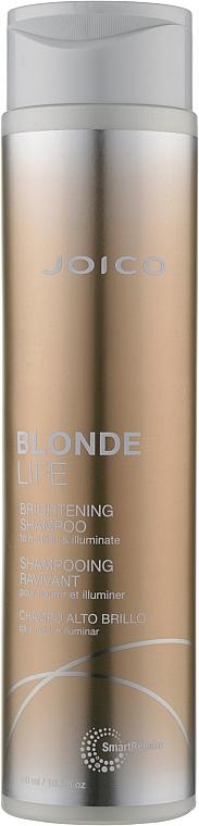 Шампунь для сохранения яркости блонда - SR Blonde Life/Blonde Life Brightening Shampoo