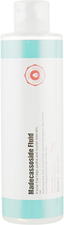 Защитный восстанавливающий флюид с мадекасосидом - A'pieu Madecassoside Fluid