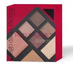 Духи, Парфюмерия, косметика Палетка для макияжа лица и глаз - Diego Dalla Palma Red Carpet Palette