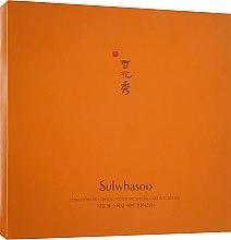 Духи, Парфюмерия, косметика Набор - Sulwhasoo Concentrated Ginseng Renewing Special Care Kit (cr/5ml+mask/1pcs)