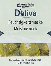 Духи, Парфюмерия, косметика Маска для лица увлажняющая - D'oliva Pharmatheiss Cosmetics