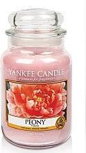 "Духи, Парфюмерия, косметика Ароматическая свеча ""Пион"" - Yankee Candle Peony"