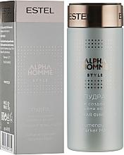 Парфумерія, косметика Пудра для волосся - Estel Professional Alpha Homme