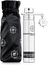 Духи, Парфюмерия, косметика Montale Fantastic Oud Travel Edition - Парфюмированная вода