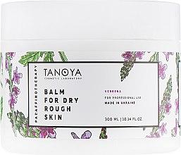Духи, Парфюмерия, косметика Бальзам для сухой и огрубевшей кожи - Tanoya Парафинотерапия