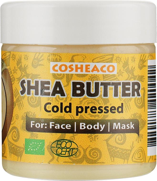 Масло Ши для лица и тела, нерафинированное - Cosheaco Oils & Butter