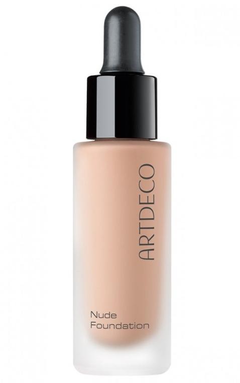 Тональная основа - Artdeco Nude Foundation