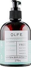 """Духи, Парфюмерия, косметика Шампунь против выпадения волос """"Лемонграс и Малина"""" - Organic Life Shampoo"""