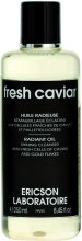 "Духи, Парфюмерия, косметика Очищающее масло для лица ""Сияние"" - Ericson Laboratoire Fresh Caviar Radiant Oil"