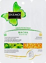 """Духи, Парфюмерия, косметика Маска для лица """"Зеленый чай"""" - Dizao"""