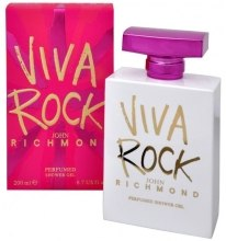 Духи, Парфюмерия, косметика John Richmond Viva Rock - Гель для душа