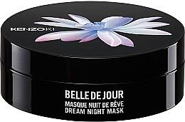 Духи, Парфюмерия, косметика Антивозрастная ночная маска для лица - Kenzoki Belle De Jour Dream Night Mask (тестер)