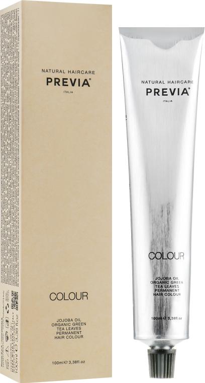 Крем-краска для волос - Previa Cream Color