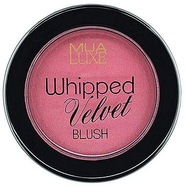 Румяна - MUA Luxe Whipped Velvet Blush