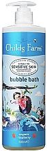 "Духи, Парфюмерия, косметика Детская пена для ванны ""Малина"" - Childs Farm Organic Raspberry Bubble Bath"