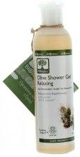 Духи, Парфюмерия, косметика Гель для душа с Диктамелией и шалфеем - BIOselect Olive Shower Gel Relaxing