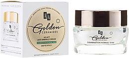 Духи, Парфюмерия, косметика Дневной крем для лица - AA Cosmetics Golden Ceramides Velvet Anti-wrinkle Day Cream