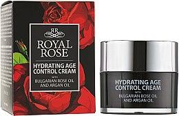 Духи, Парфюмерия, косметика Гидратирующий крем против старения кожи для мужчин - BioFresh Royal Rose Hydrating Age Control Cream