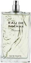 Духи, Парфюмерия, косметика Rochas Eau de Rochas Homme - Туалетная вода (тестер без крышечки)