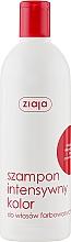 """Духи, Парфюмерия, косметика Шампунь для окрашенных волос """"Интенсивный цвет"""" - Ziaja Shampoo"""