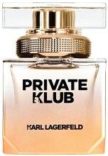 Духи, Парфюмерия, косметика Karl Lagerfeld Private Klub For Women - Парфюмированная вода (тестер без крышечки)