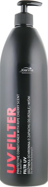 Кондиционер для волос с вишневым ароматом - Joanna Professional UV Filter Conditioner Colored Hair
