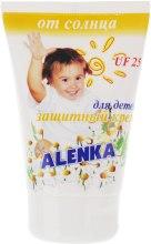 Духи, Парфюмерия, косметика Защитный крем от солнца - Alenka