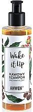 Духи, Парфюмерия, косметика Энзимный шампунь для волос с ароматом кофе - Anwen Wake It Up Shampoo