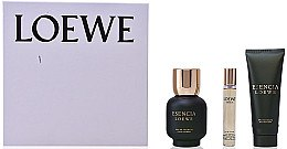 Духи, Парфюмерия, косметика Loewe Esencia pour Homme - Набор (edt/100ml + ash/balm/75ml + edt/15ml)