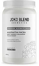Альгинатная маска эффект лифтинга с коллагеном и эластином - Joko Blend Premium Alginate Mask — фото N7