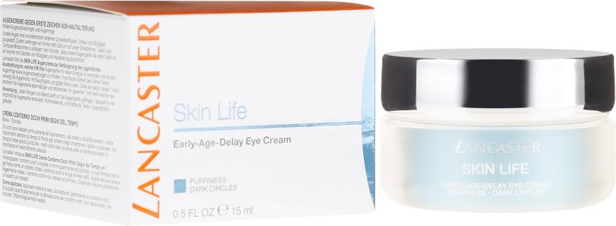 Крем для глаз - Lancaster Skin Life Early Age Delay Eye Cream