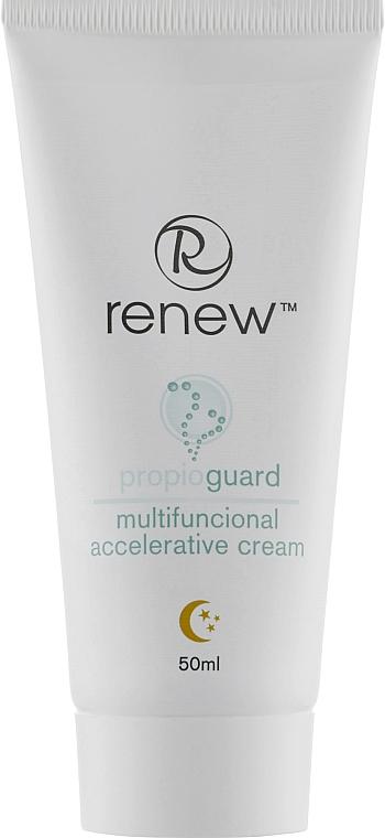 Мультифункциональный ночной крем для проблемной кожи лица - Renew Propioguard Multifunctional Accelerative Cream