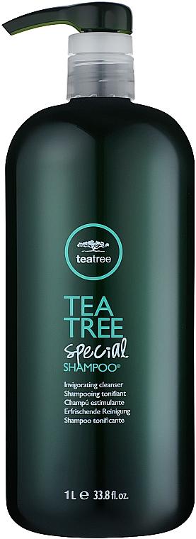 Шампунь на основе экстракта чайного дерева - Paul Mitchell Tea Tree Special Shampoo