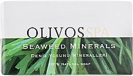 "Духи, Парфюмерия, косметика Натуральное оливковое мыло ""Морские водоросли"" - Olivos Spa Series Seaweed Minerals"