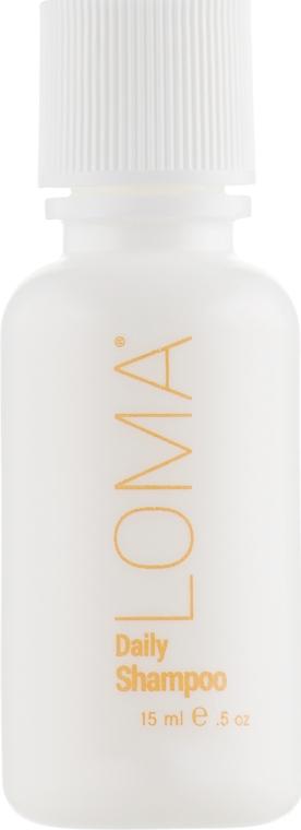Шампунь для ежедневного использования - Loma Hair Care Daily Shampoo (мини)