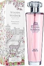 Духи, Парфюмерия, косметика Woods of Windsor Pomegranate & Hibiscus - Туалетная вода