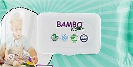 Духи, Парфюмерия, косметика Детские влажные салфетки, 80 шт - Bambo Nature Wet Wipes