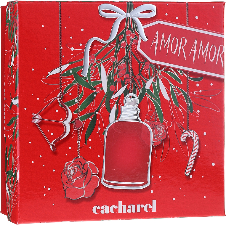 Cacharel Amor Amor - Набор (edt/30ml + b/lot/50ml)