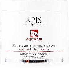 Духи, Парфюмерия, косметика Маска для лица - APIS Professional Goji TerApis Dermostimulating Algae Mask