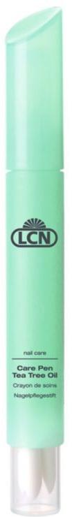 Карандаш для ногтей, питательный антибактериальный - LCN Care Pen Tea Tree