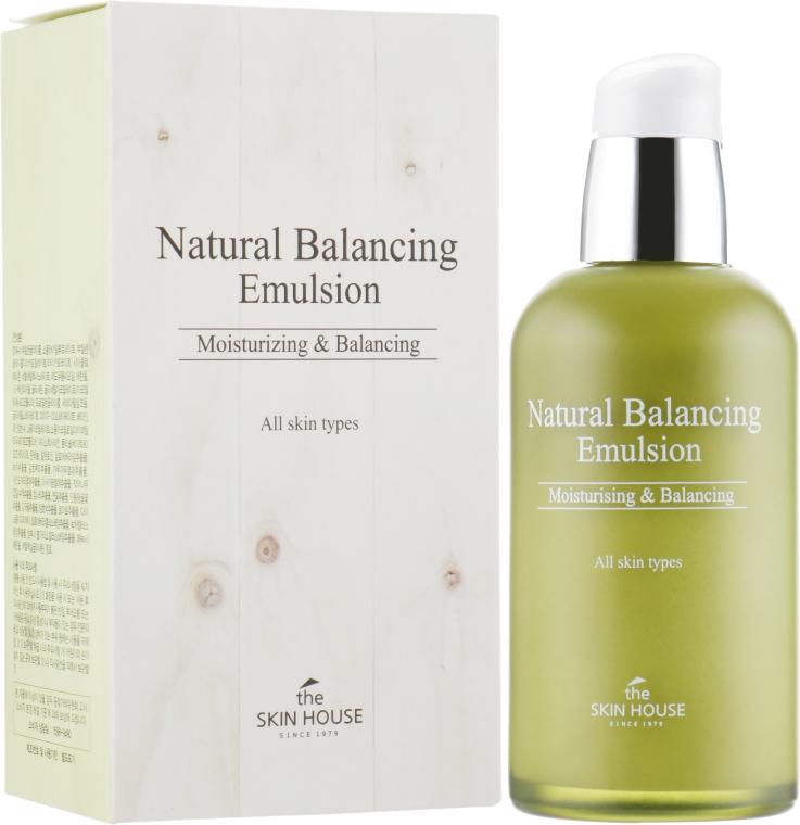 The Skin House Natural Balancing Emulsion - Эмульсия для восстановления баланса кожи: купить по лучшей цене в Украине | Makeup.ua