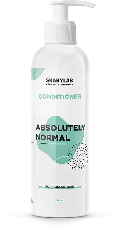 """Кондиционер для нормальных волос """"Absolutely Normal"""" - SHAKYLAB Conditioner For Normal Hair"""