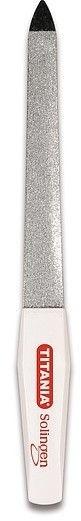 Пилочка для ногтей с микросапфировым покрытием размер 6 - Titania Soligen Saphire Nail File — фото N2