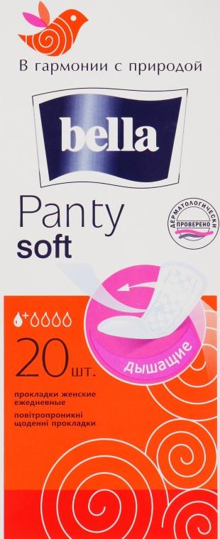 Прокладки Panty Soft, 20шт - Bella