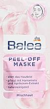 """Духи, Парфюмерия, косметика Маска для лица """"Глубокое очищение"""" - Balea Deep Cleansing Face Mask"""
