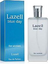 Духи, Парфюмерия, косметика Lazell Blue Day - Парфюмировання вода