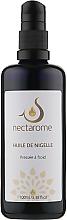 Духи, Парфюмерия, косметика Масло нигелле (черного тмина) косметическое - Nectarome Nigella Oil