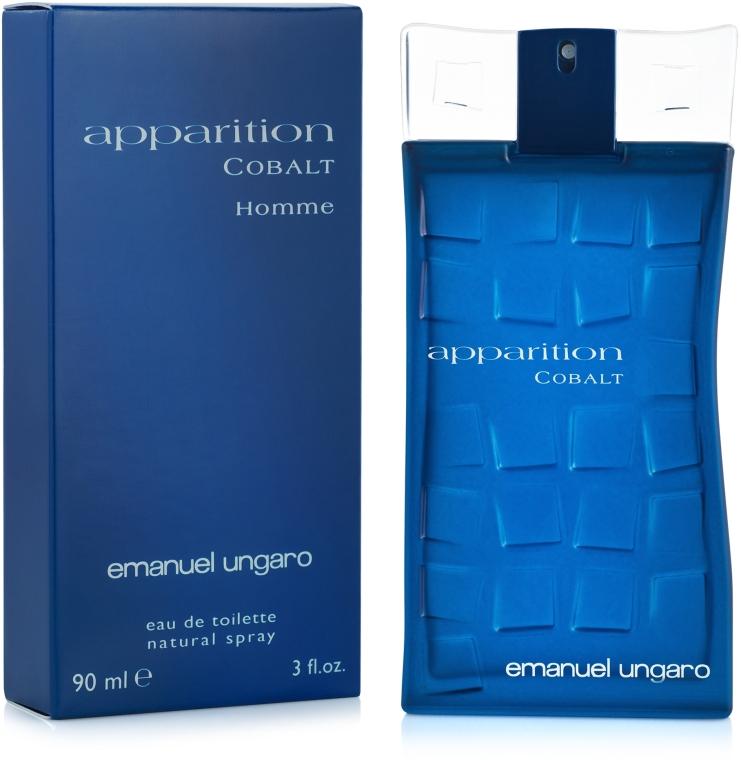 Ungaro Apparition Cobalt - Туалетная вода