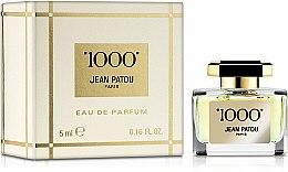 Духи, Парфюмерия, косметика Jean Patou 1000 - Парфюмированная вода (мини)